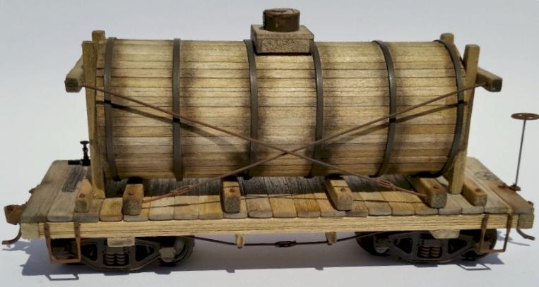 Wooden Rail Cars ~ Wooden carsto build petal